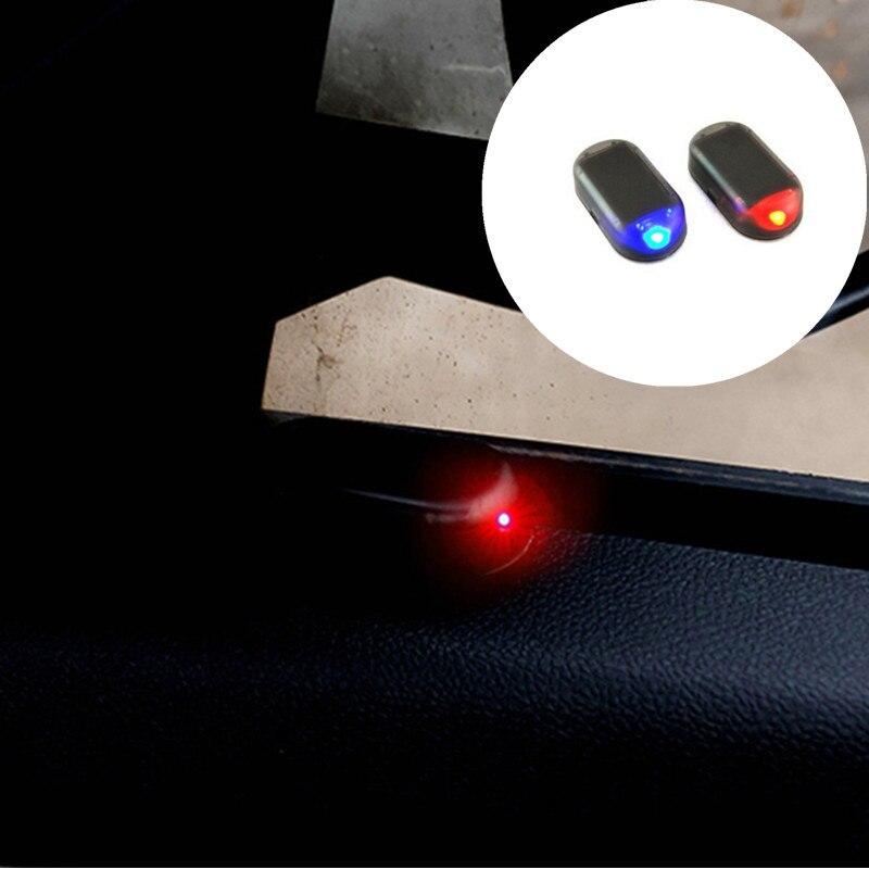 2019 Car Solar Power Alarm Lamp Auto Accessories For BMW 1 2 3 4 5 6 7 Series X1 X3 X4 X5 X6 E60 E90 F07 F09 F10 F15 F30 F35