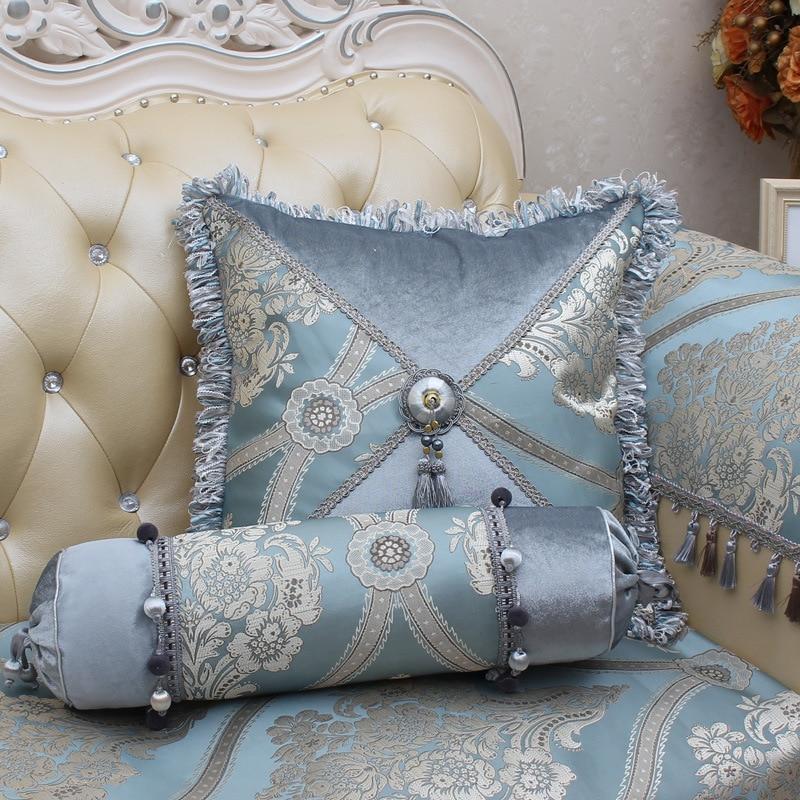 2018 New Arrival European Style Square Cushion Home Cushions Pillowsham Cushion Pillow Sham Throw Pillows Home Decor Almofadas