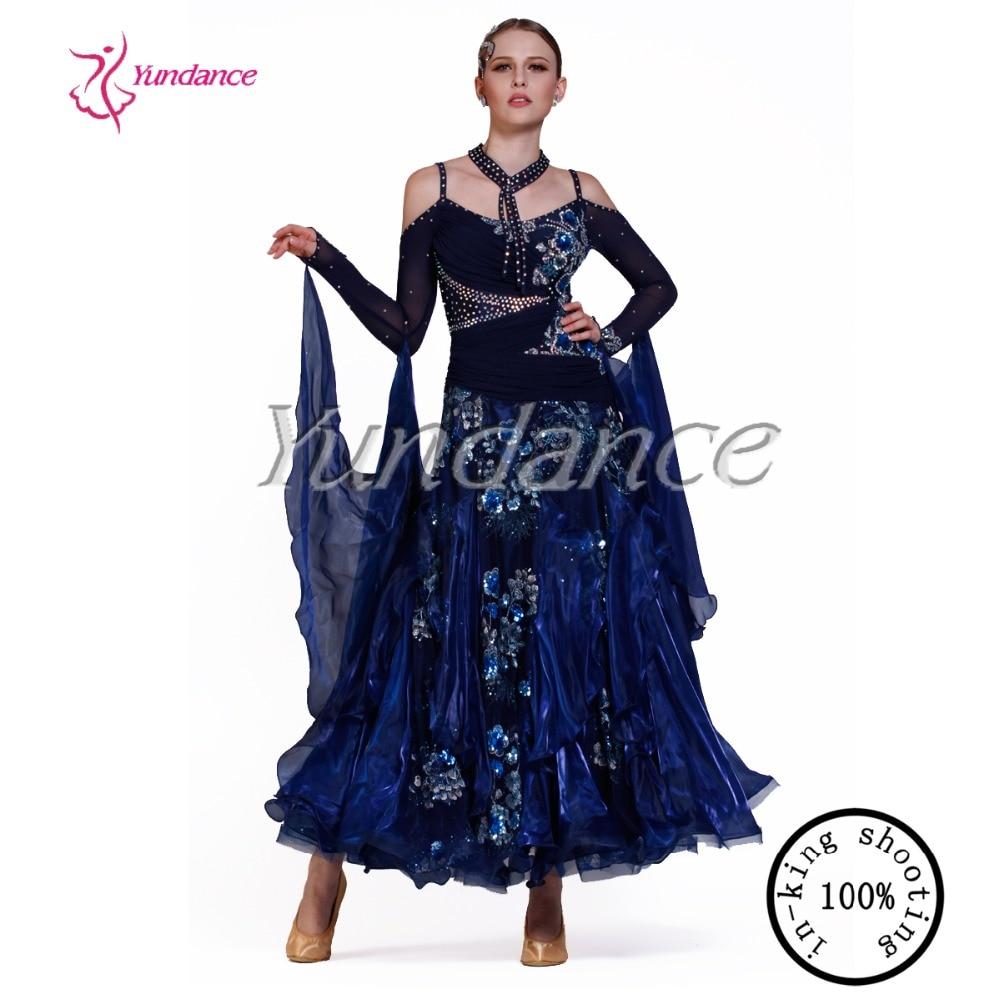B-1351 Beautiful ballroom modern girls dresses