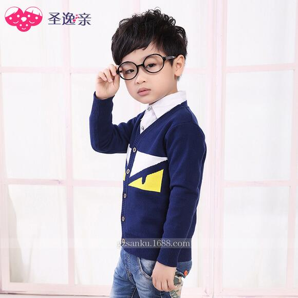 2016 Autumn New Baby Boys Girls Sweaters Pullover Kids Knitted Sweater  Cartoon Toddler Sweater Boys CardiganUSD 23.00-24.50 piece fc2b7b48c24