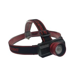 Image 3 - Yeni far USB şarj edilebilir kafa feneri zumlanabilir T6 LED 18650 far el feneri odaklama teleskopik far