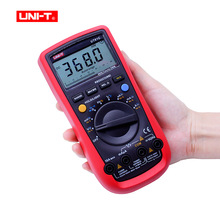 Digital Multimeter UNI-T UT61C High Reliability Modern Digital Multimeters AC/DC Meter CD Backlight & Data Hold Multitester
