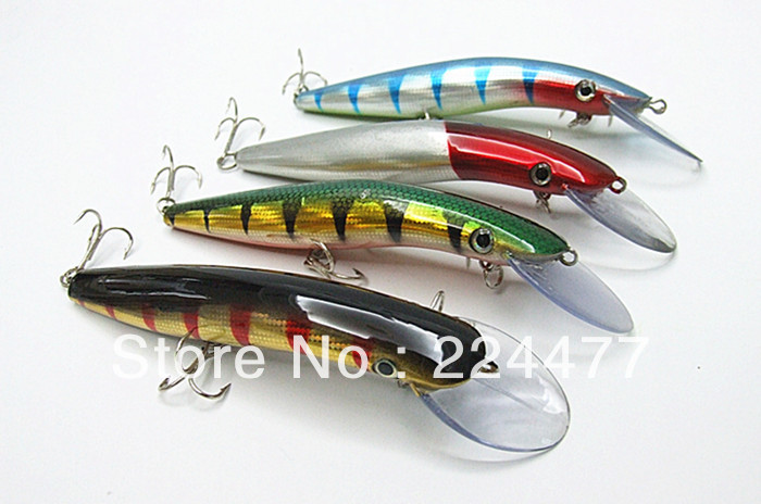 Buy 12cm 16g suspend type minnow lure for Types of fishing lures