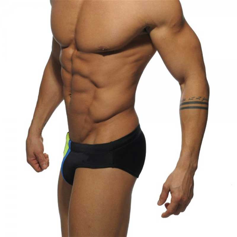 Topdudes.com - New Waterproof Sexy Low Waist Swimwear for Men