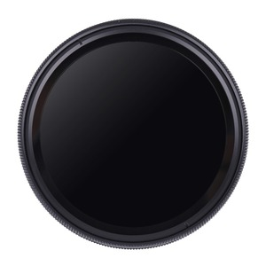 Image 2 - 52mm ND2 400 Neutral Density Fader Variable ND filter Adjustable for Fujifilm X T100 X A20 X A5 XA20 XA5 XT100 with 15 45mm lens