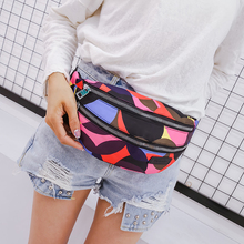 2019 High quality Waist pack for Men Women Fashion Fanny Pack Double zipper Hip Bum Bag travel Mobile Phone Bag Small Chest Bag aireebay waist pack for men women fanny pack big bum bag hip money belt travel bags mobile large capacity 2019 male phone bag