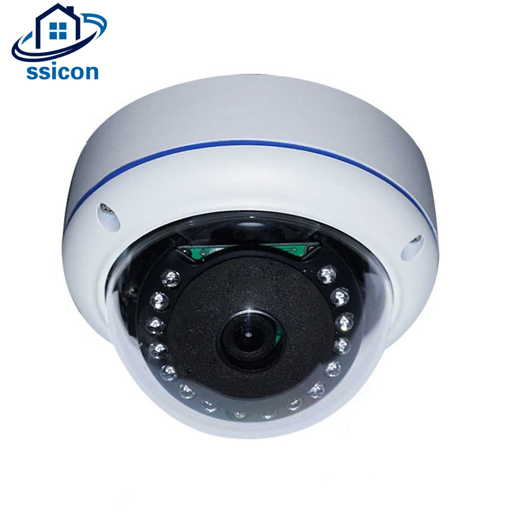 SSICON Full HD 1080P Security Dome Vandal Proof Water Proof Surveillance CCTV Camera Indoor 2Megapixel IP Camera for House серьги page 2