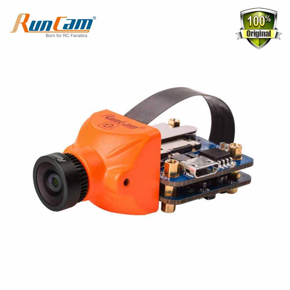 New Arrival 100 Original RunCam Split Mini FPV Camera FOV 130 Degree 1080P 60fps WDR Low
