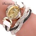 Novo Design de 2016 Chegam Novas Relógio Mulheres Rhinestone Relógios De Luxo Quartz Watch Women Dress Watch Senhoras Vestido Relógio de Pulso XR572