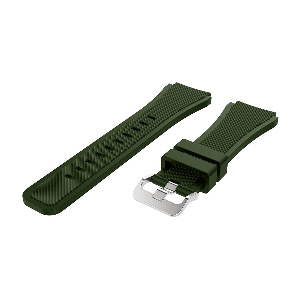 Image 5 - Watchband Strap Band for Xiaomi Huami Amazfit Pace/Stratos 2 2s/GTR 47mm Bracelet 22mm Silicone Wristband for Samsung Watch 46mm-in Smart Accessories from Consumer Electronics