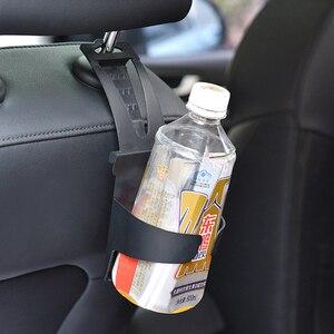 Image 3 - Universal Auto Getränke Tasse Halter Halterung Auto Tür Zurück Sitz Tasse Trinken Halter Stehen Trinken Montieren