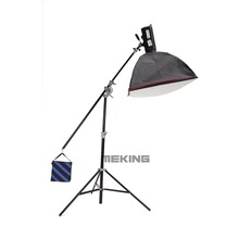 4m / 13ft Photo Studio Heavy Duty Light Stand tripod For Photo Studio Video Flash Umbrellas Reflector Lightin with Sand Bag