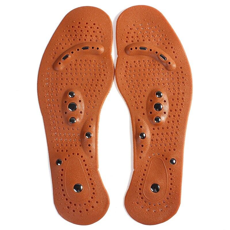 Schönheit & Gesundheit Neue Ankunft Magnetische Therapie Magnet Gesundheits Fuß Massage Einlegesohlen Männer/frauen Schuh Komfort Pads Fm1188