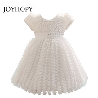 Quality Kid Girl Dress Baby Clothing Brand Ceremonies Party Dresses Girls Clothes Costumes Girl Wedding Christening