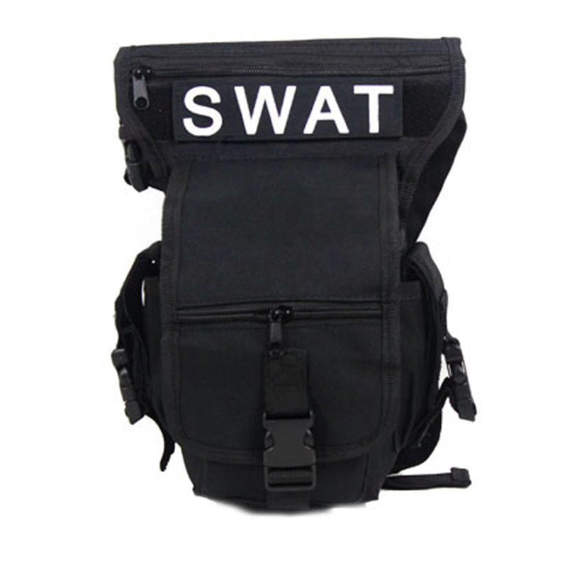 Men Waist Pack Leg Drop Bags Waterproof Nylon Waist Pack Tactical Leg Bags Travel Motorcycle Fanny Pack Thigh Drop Waist Leg Bag 2016 real multifunctional swat waist pack leg bag tactical outdoor sports ride waterproof military hunting bags wholesale