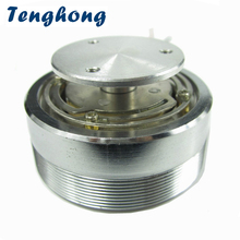Tenghong 1pcs 2 אינץ תהודה רמקול 50MM רטט בס Louderspeaker 4Ohm/25W 8Ohm/20W עם בורג חור לעיסוי רמקול יחידה