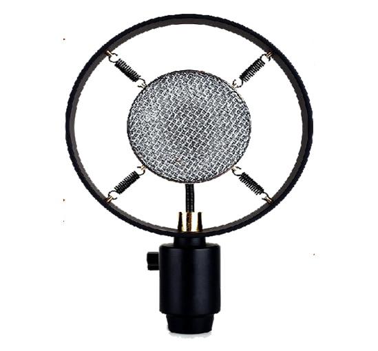 antique ancient vintage classic archaic microphone cinema theater auditorium speech vocal condenser mic movie photo props