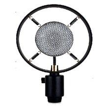 Antiguo antiguo vintage clásico arcaico micrófono cine auditorio discurso vocal condensador mic película foto apoyos