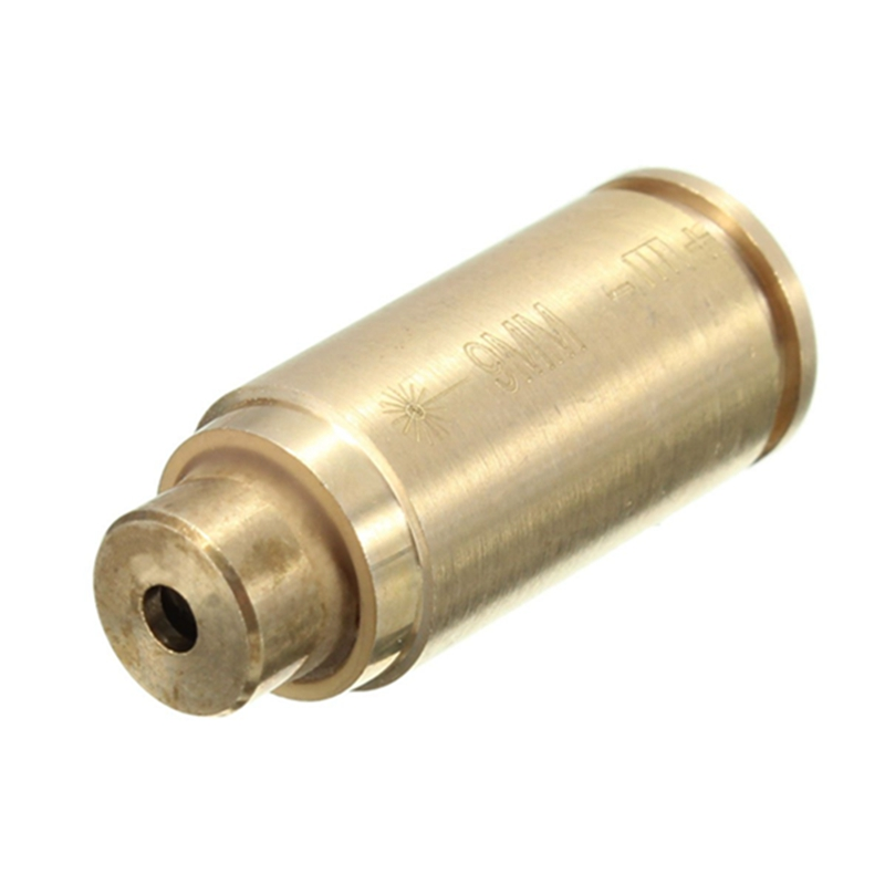 CAL .9mm Cartridge Red Laser Bore Sighter Boresighter Sighting Sight Boresight Colimador For Hunting Rifle