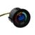 Medidor De Combustível De ar 2 inch 52mm Medidor Digital Wideband carro Elétrico Marca Smok Air Fuel Razão Auto medidor/tacômetro YC100099