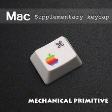 MP механические клавиши клавиатуры PBT, термосублимация R1 1,25 x commond opt macos MAC дополненный колпачок ключа