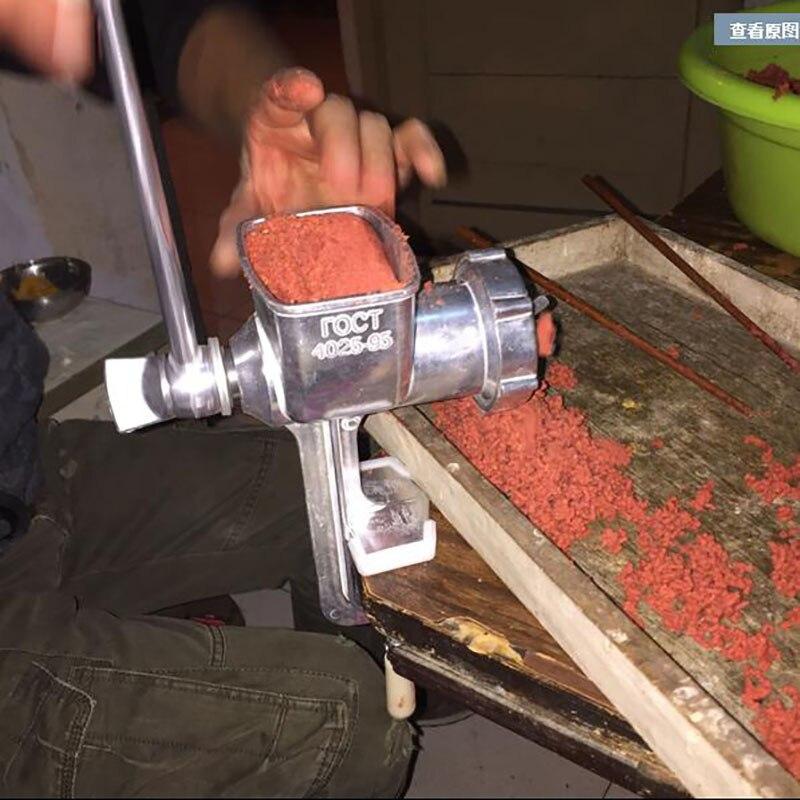 Kézi madarak horgászcsali granulátor tablettát készítő gép - Szerszámgépek és tartozékok - Fénykép 4