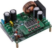 Module d'alimentation CC CV DC 10V ~ 75V à 0 ~ 60V 12a 720W, convertisseur de tension réglable, Module de contrôle