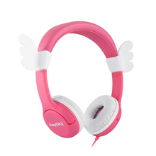 Buy Kids Headphones EasySMX Headset Headphones with 80-85dB Child Safe Volume Headset for IPhone IPad Huawei directly from merchant!