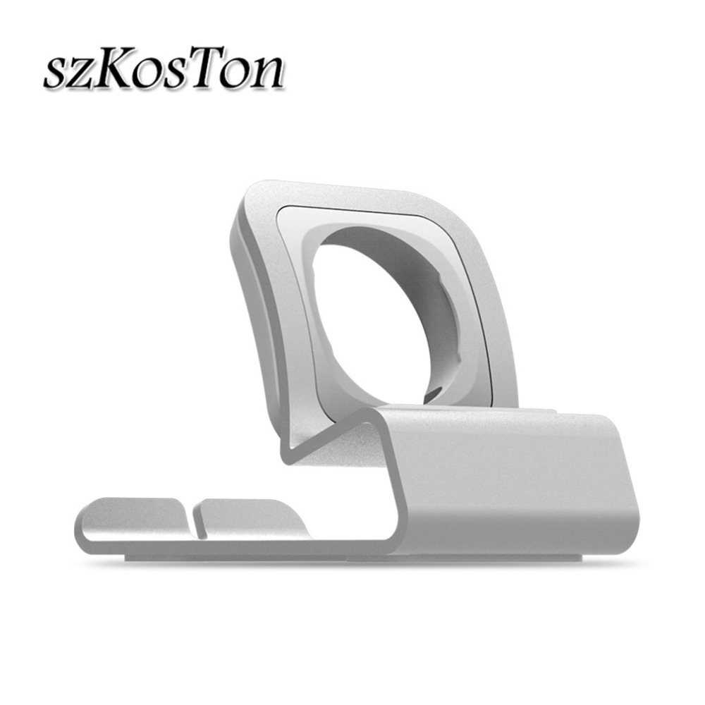 Hot Charging Dock Station Holder Stand For Apple Watch Series 1 2 3 4 44mm 42mm 42mm Charger Dock Bracket Bases For IWatch Sport