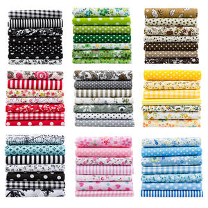 Cotton Fabric Printed Cloth Sewing Fabrics for Patchwork