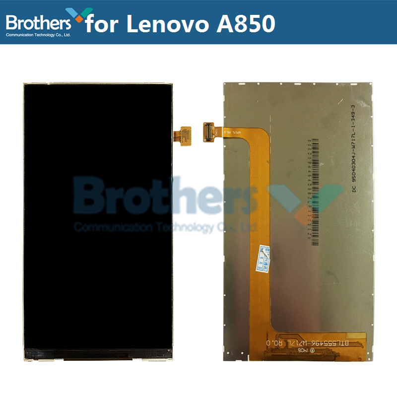 Screen For <font><b>Lenovo</b></font> <font><b>A850</b></font> <font><b>LCD</b></font> Display <font><b>LCD</b></font> Screen For <font><b>Lenovo</b></font> <font><b>A850</b></font> <font><b>LCD</b></font> Only Original Phone Repair Part Replacement Tested Working Top image
