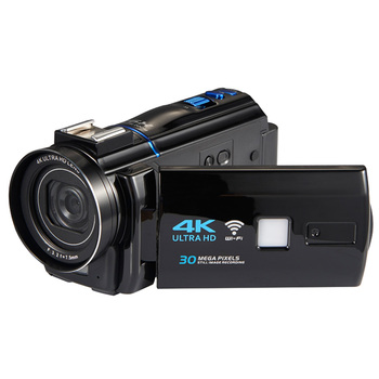 Winait Super 4K digital video camera with 3.0'' touch display and 16x digital zoom video camcorder