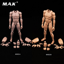 Resin model body 1/6 scale Asian male man boy body figure for muscular model similar to HT DX04 with extra hands accessory 1 6 scale military figures 1 6 male body series asian skin tone mx02 b resin model body free shipping