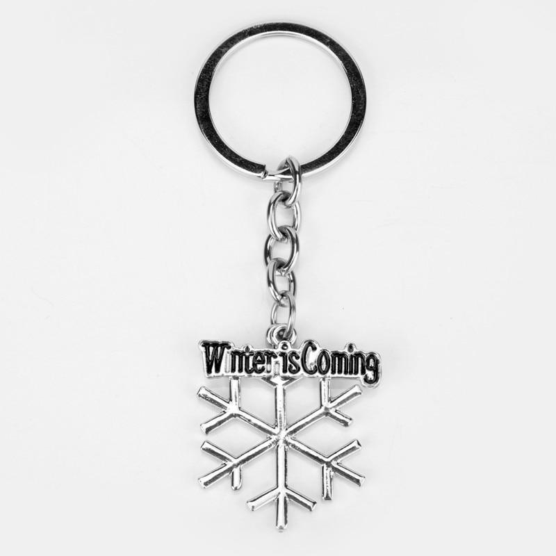 ¡Nuevo! llavero de copo de nieve MQCHUN, llavero de fibra de vidrio Llaves Llaveros para mujer, regalo de joyería, llavero de copo de nieve-50