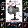 Chrismas Christmas LED Laser Star Light Projector Shower Laser Snowflake Projector Lamp LED Stage Lights Waterproof