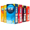 10 Unids Venta Caliente Productos Del Sexo de Calidad 6 tipos para elegir Natural Condones de Látex Para Hombres Adultos Mejores Juguetes Sexuales Anticoncepción Segura