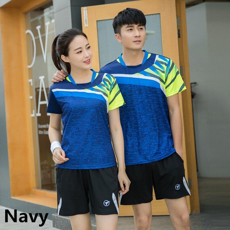 xl Products Hot Sale Trikot Badminton Tischtennis Navy 2 Xl