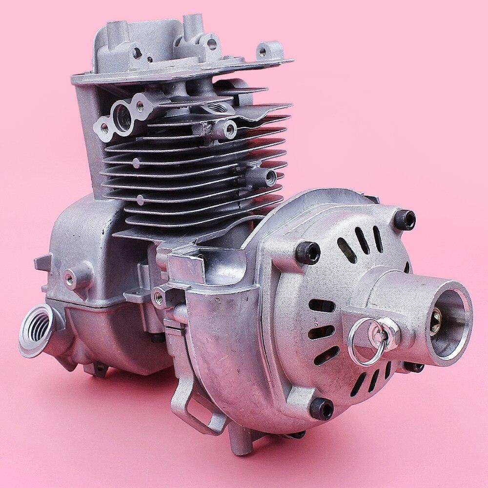 Kit de Piston de cylindre de 39mm pour Honda GX35 GX35NT GX 35 35NT ensemble de couvercle de ventilateur de volant d'embrayage moteur 4 temps pièce de remplacement