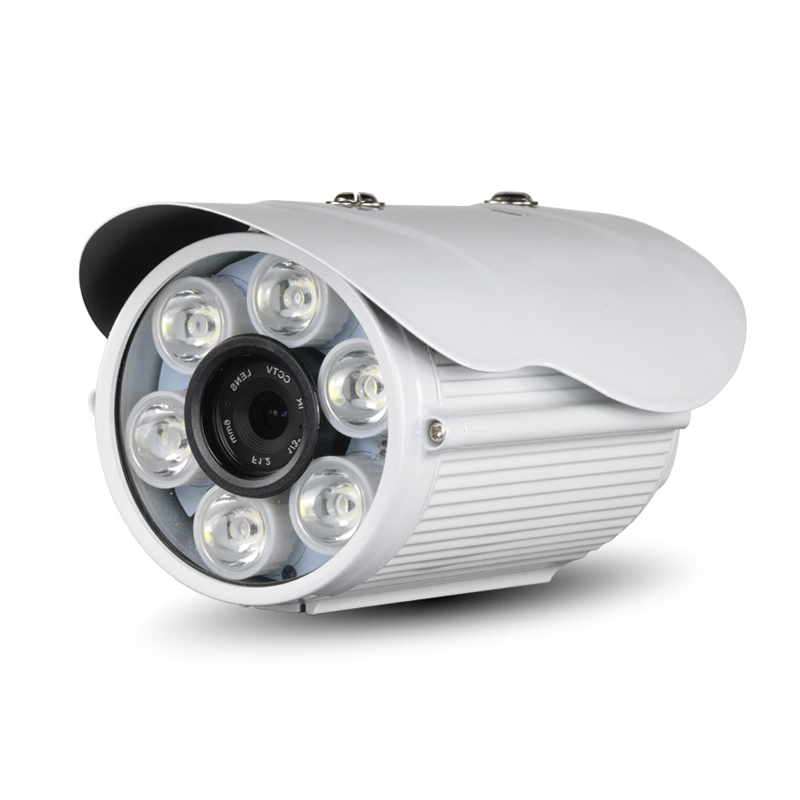 ФОТО 12V2A HD 960P network security cameras full-color white light camera Onvif H.264 Waterproof IP66