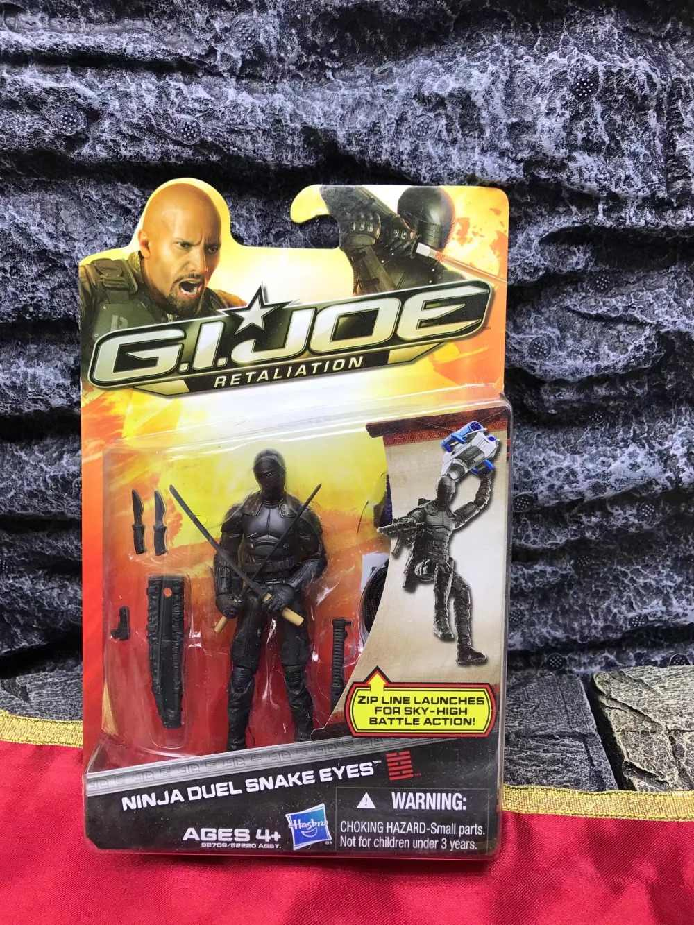 Detail Feedback Questions about 3 75'' action figure G I Joe Three