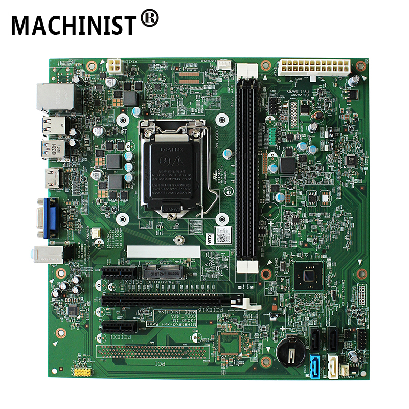 088DT1 Original For DELL 3900 3010 3000 3800 3647 3020 3847 SFF H81 desktop motherboard LGA1150 DDR3 MIH81R 13040-1M GGDJT