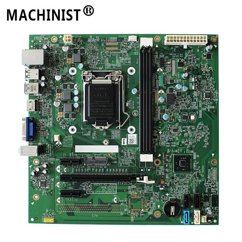 088DT1 Original For DELL 3900 3010 3000 3800 3647 3020 3847 SFF H81 desktop motherboard LGA1150 DDR3 MIH81R 13040-1M GGDJT