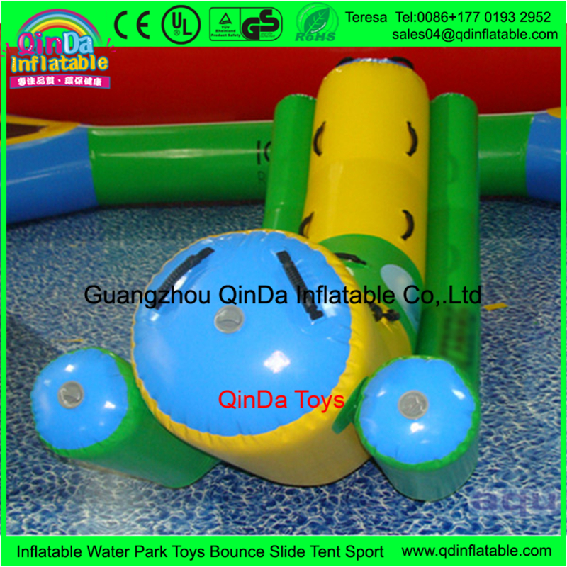 inflatable water tube seesaw81