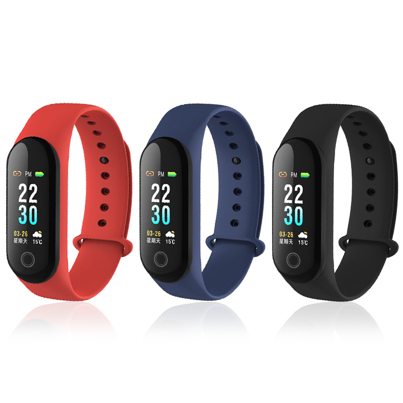 Fitness, Wristband, Rate, Tracker, Band, Monitor