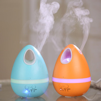 2017 New Updated Colorful Egg Household Humidifier 3 Colors Egg Shell With LED Colorful Light Aroma