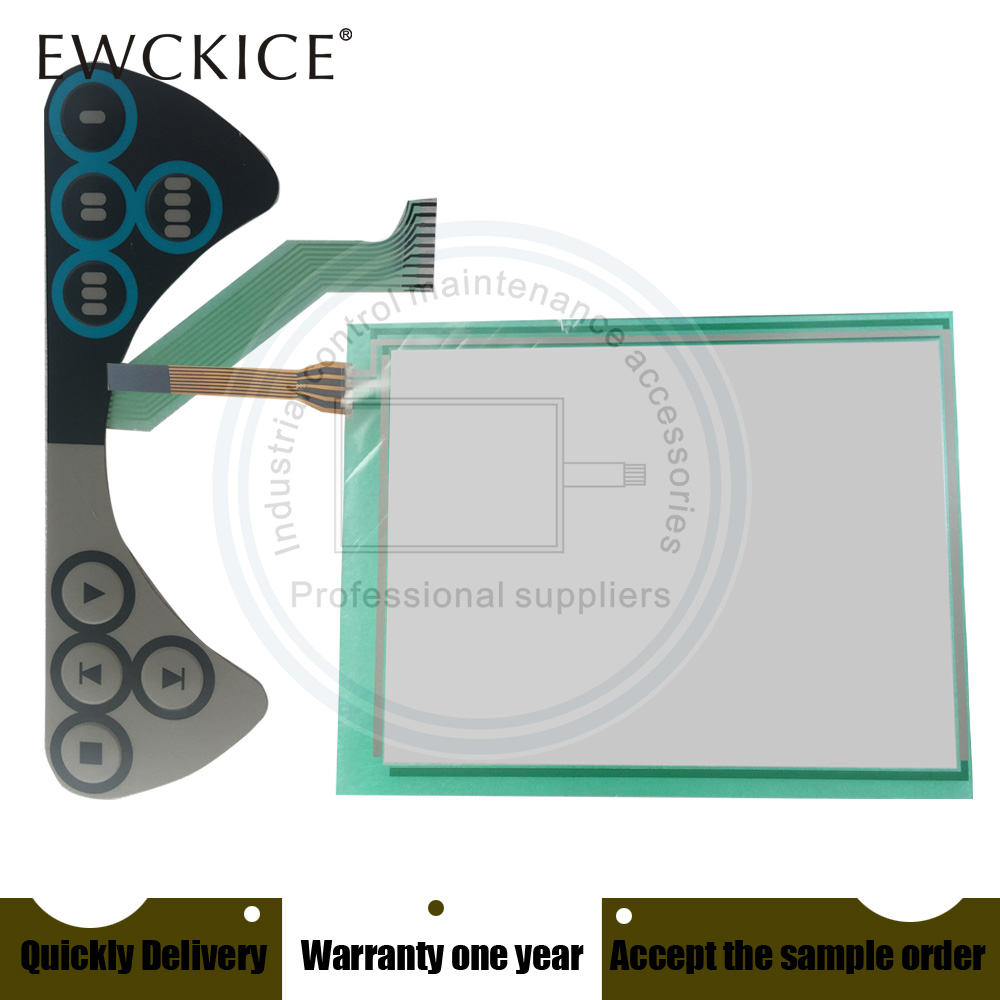 NEW SXTPU 2 Sx Teach Pendant Unit 16/64 SX TPU 2 HMI PLC Touch Screen AND Membrane Keypad