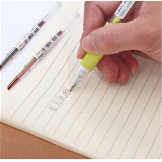 15Pcs/box 0.5/0.7mm Colorful Mechanical Pencil Lead Art Sketch Drawing Lead Students Stationery School Office Supplies