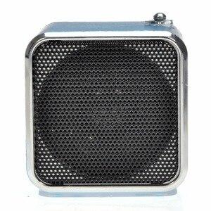 Image 5 - Kebidu נייד מיני סטריאו סופר בס רמקול דיבורית מגבר סאב רדיו FM USB מיקרו SD TF כרטיס MP3 נגן TD V26