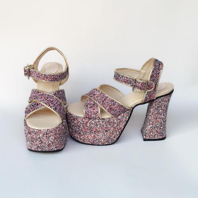 Crthsdxq Princesa Zapatos Dulce De Piedra Bizcocho Las Lolita Mujeres w08vnmNO
