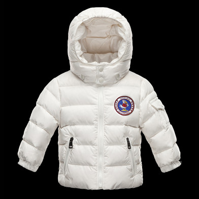 Baby toddler brand down coat children boys and girls hooded jacket baby outerwear winter clothing 0
